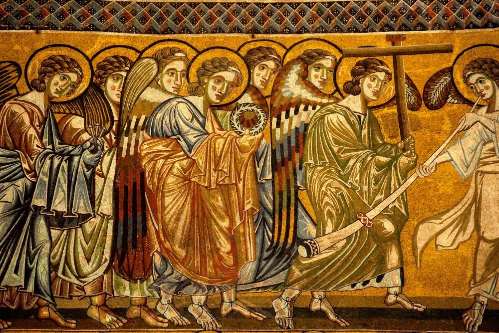 Baptisterio De San Juan La Historia Las Puertas De Bronce